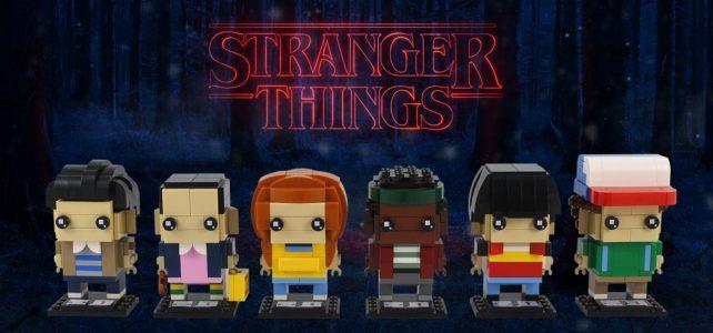 LEGO BrickHeadz Stranger Things