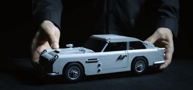LEGO Creator Expert 10262 James Bond Aston Martin DB5