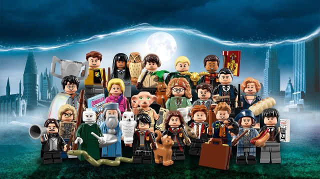LEGO Harry Potter 71022 Collectible Minifigures Wizarding World