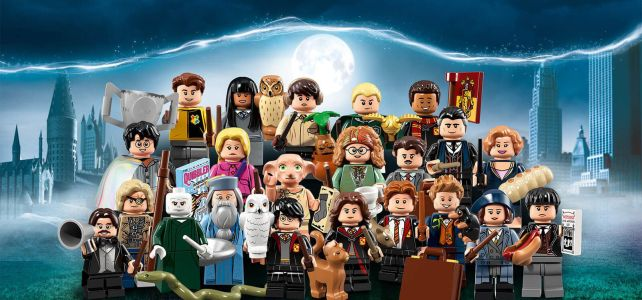 LEGO Harry Potter 71022 Collectible Minifigures : les visuels officiels