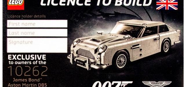 Permis de Construire LEGO 5005665