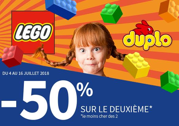 Promotion LEGO King Jouet