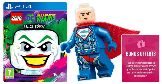 Polybag LEGO 30614 Lex Luthor Superman