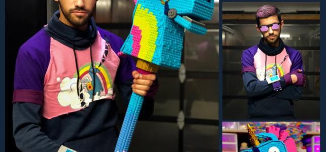 LEGO Fortnite Cosplay