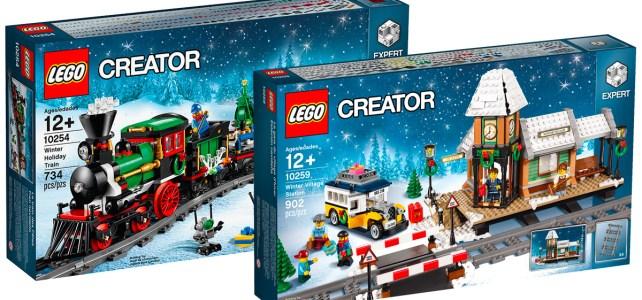 LEGO Winter Village 2016 2017