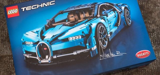 Concours LEGO Technic 42083 Bugatti Chiron