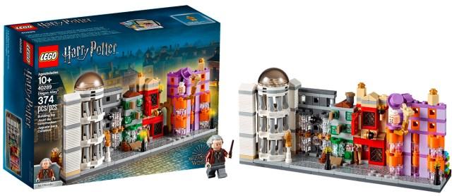 Chemin de Traverse LEGO Harry Potter 40289 Diagon Alley