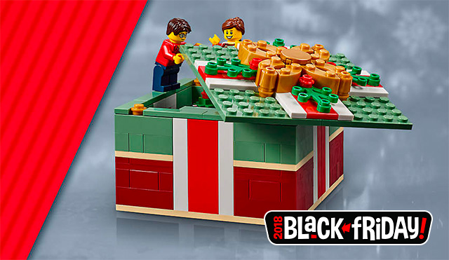 LEGO 40292 Black Friday