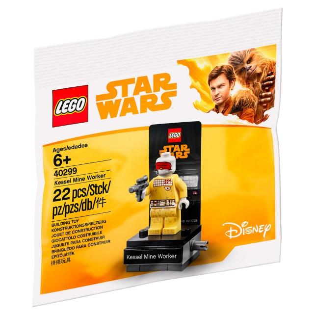 LEGO 40299 Kessel Mine Worker