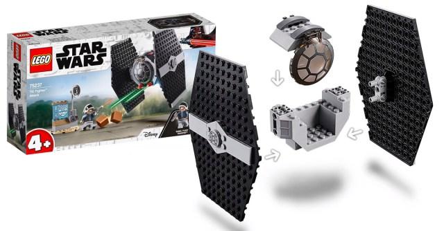 LEGO Star Wars 75237 TIE Fighter