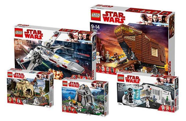 LEGO Star Wars promotion