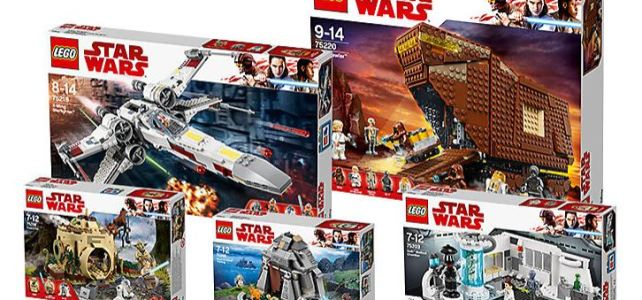 LEGO Star Wars promotion