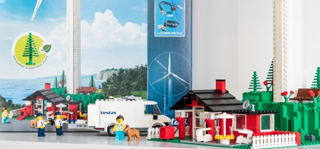 REVIEW LEGO 10268 Vestas Wind Turbine, la réédition de l'éolienne de 2008