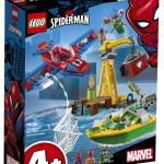 LEGO 76134 Spider-Man : Doc Ock Diamond Heist
