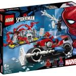 LEGO 76113 Spider-Man Bike Rescue