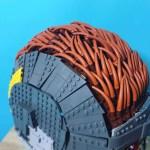 LEGO Star Lord mask