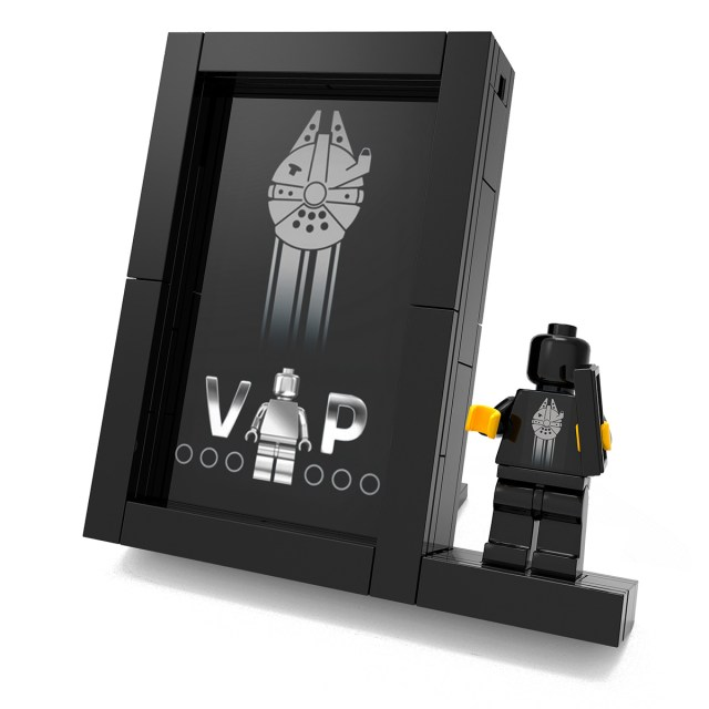 LEGO VIP Black Card 5005747