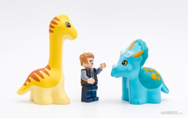 REVIEW LEGO DUPLO 10879 Jurassic World