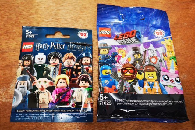 71023 Minifigs à collectionner The LEGO Movie 2