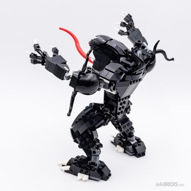 LEGO 76115 Spider Mech vs Venom