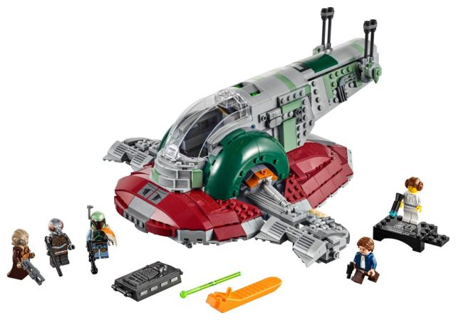 LEGO Star Wars 75243 Slave I – 20th Anniversary Edition