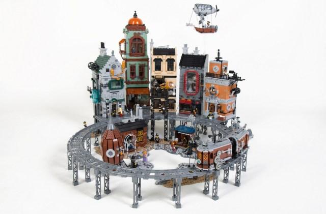 LEGO Steampunk City