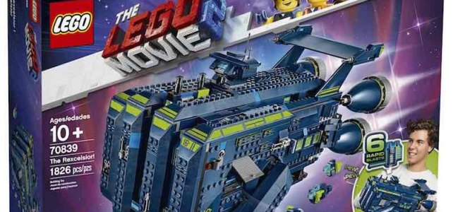 Nouveauté The LEGO Movie 2 LEGO 70839 The Rexcelsior