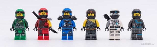 LEGO Ninjago minifigures