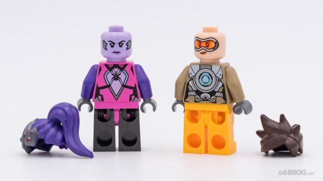 REVIEW LEGO Overwatch 75970 Tracer vs Widowmaker