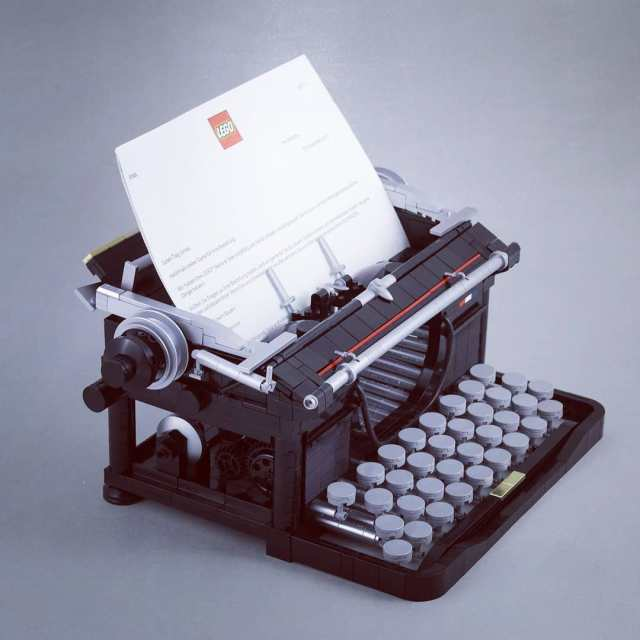 Machine à écrire Underwood Typewriter