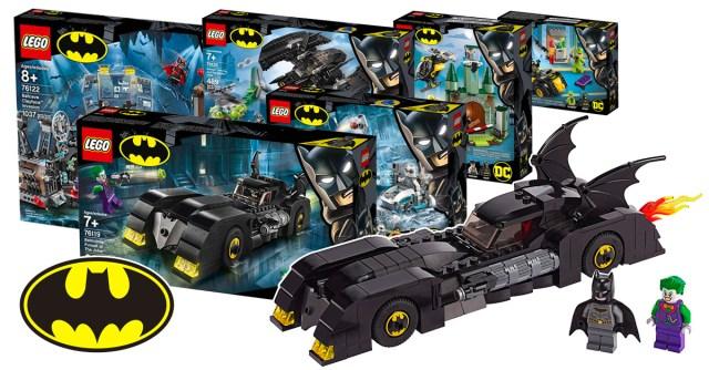 Nouveautés LEGO Batman 2019