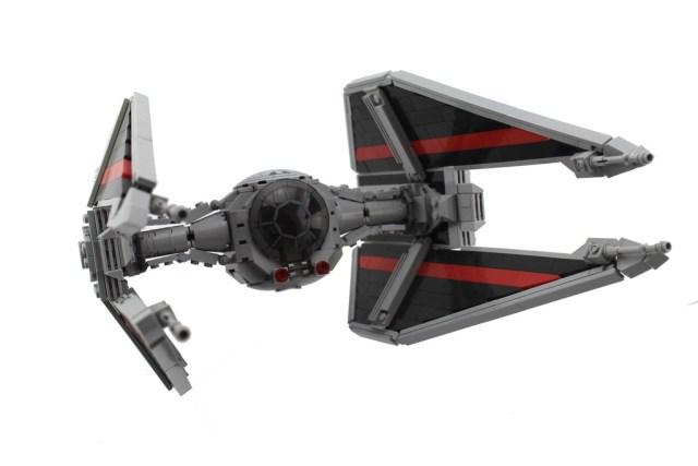 LEGO Star Wars Saber Squadron TIE Interceptor
