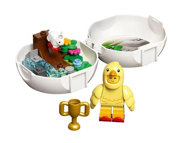 LEGO 853958 Easter Chicken Skater Pod