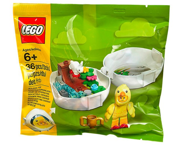 LEGO 853958 Easter Chicken Skater Pod
