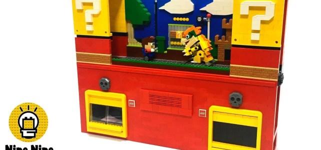 Mario Bros LEGO Boost