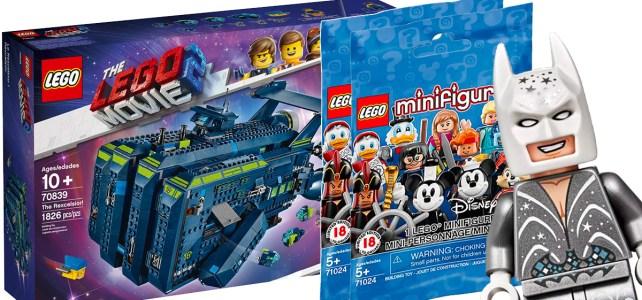 nouveautés LEGO mai 2019