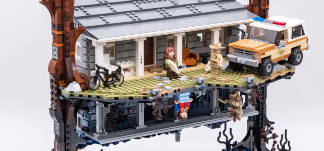 REVIEW LEGO Stranger Things 75810 The Upside Down : excellent !