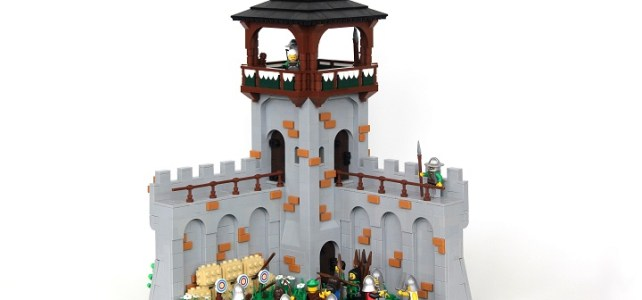 LEGO Colossal Castle Contest CCC XVI