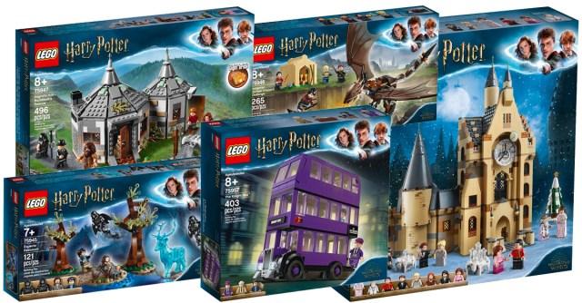 LEGO Harry Potter 2019 precommande