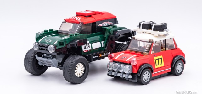 REVIEW LEGO 75894 Speed Champions