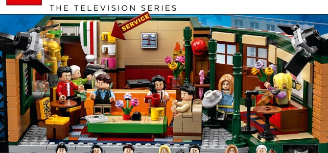 LEGO Ideas 21319 Central Perk Friends
