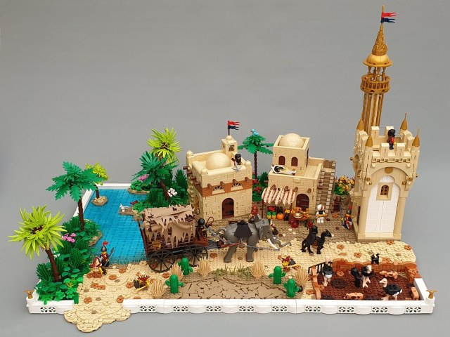 The journey of Parzival - The Arkbri Oasis