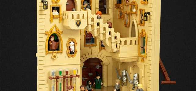 LEGO Harry Potter Poudlard