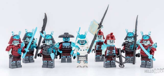 LEGO Ninjago 2019 Blizzard warriors