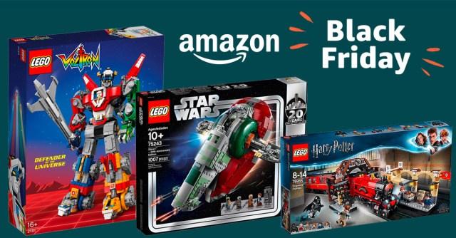 Amazon Black Friday LEGO