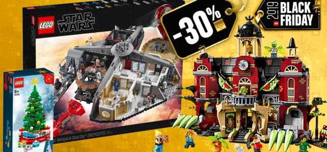 Black Friday LEGO Cloud City