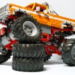 Vintage Monster Trucks LEGO Technic