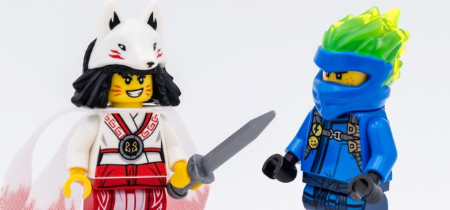 LEGO Ninjago 2019 : quand Dragon Ball rencontre Mononoke