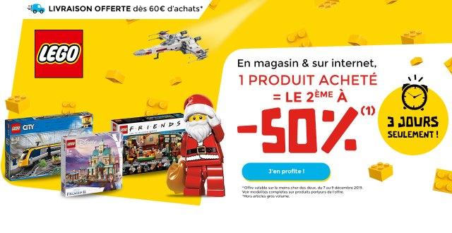 Promo LEGO PicWicToys