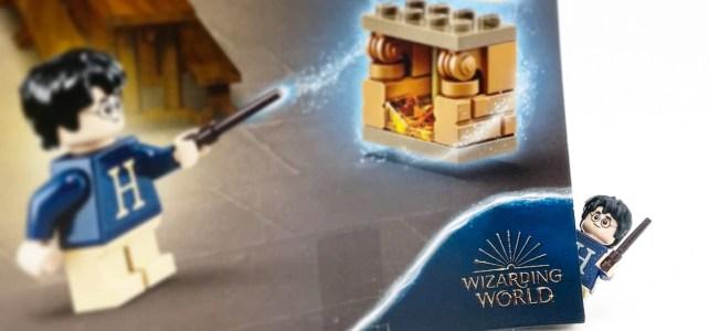 REVIEW LEGO 75964 Harry Potter Advent Calendar : excellent !